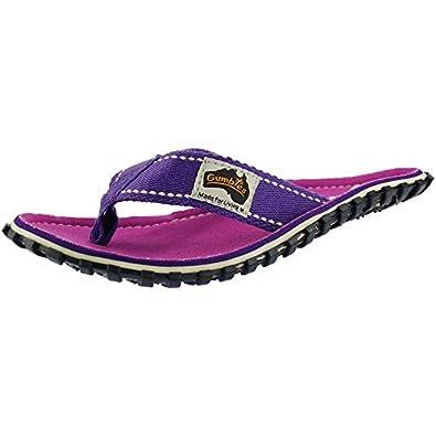 Gumbies Isleños Adulto Sandalias Chanclas Zapatillas De Playa Tallas 3 - 12 REINO UNIDO - Azul, 23 EU