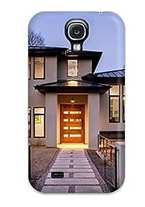cody lemburg's Shop Best New Design Shatterproof Case For Galaxy S4 (modern Houses) 2140840K55733308