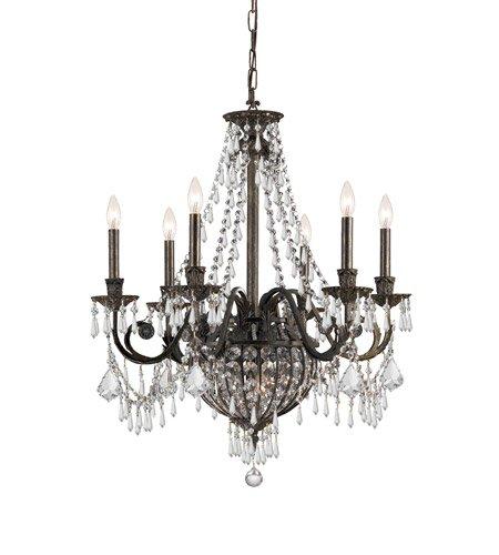Amazon.com: candelabros 6 luz con mano de bronce ...