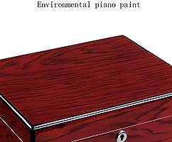 TYX HOME Cigarro humidor Piano Pintura Constante húmedo cigarro ...