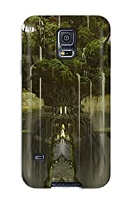 High Quality EdplGtf15891hCjUP Fantasy Landscape Tpu Case For Galaxy S5