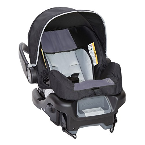 41mGuTulJDL - Baby Trend Pathway 35 Jogger Travel System, Optic Grey