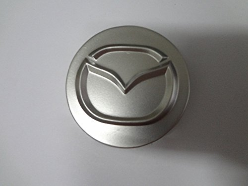 Obula(TM) New 4pcs Wheel Center Cap Hub Cap Emblem 52.5MM Diameter Fit for MAZDA 2 3 5 6 CX-5 CX-7 CX-9 RX8 626 323 (626 Emblem compare prices)