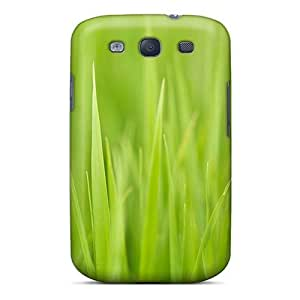 Galaxy S3 Case Cover Skin : Premium High Quality Grass Hoe Ziet Jouw Eruit One More Thing Case