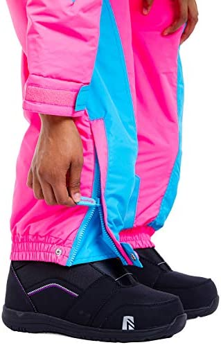 Wild and Loud Women's Ski Suits from Tipsy Elves for Skiiing and Snowboarding