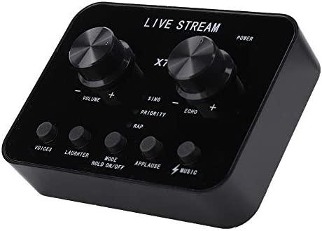 Mezclador de audio multifuncional con efecto de sonido ...