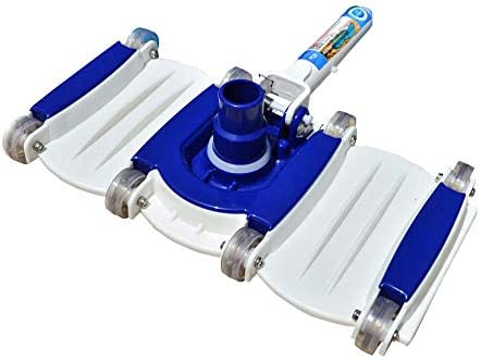 JDV Barley33 Unterwasser-Staubsauger 14-Zoll-Saugkopf Langlebige Poolreinigungsgeräte Unterwasser-Vakuumsumpfzubehör Reinigungssaugspitze
