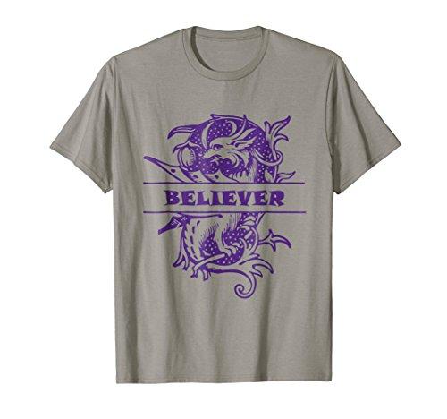 - Dragon Believer Tee Shirt - Gift Fun - e Dragon