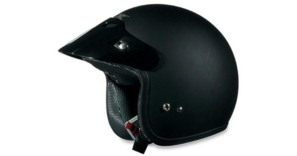 Amazon.com: AFX fx-75 Solid casco, tamaño: LG, color ...
