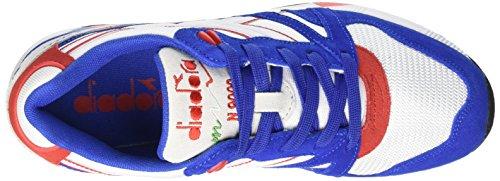 Unisex Zapatillas Diadora Nyl Adulto Rojo N9000 Azul 4BOtwq