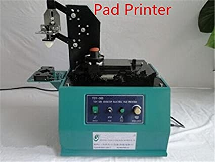 1pcs TDY-300 Environmental Desktop Electric Pad Printer, ink