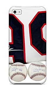 New Arrival Cover Case With Nice Design For Iphone 5c- Cleveland Indians