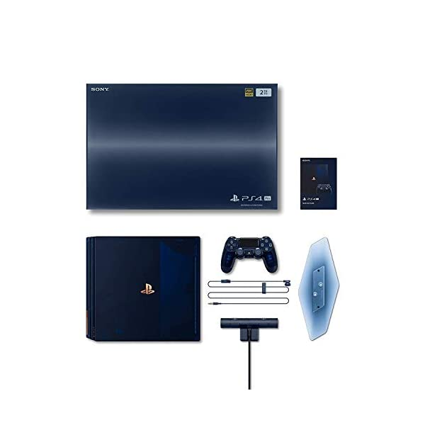 Playstation 4 PRO 2Tb 500-Million Limited Edition Console (Limited to 50,000 Units Worldwide) bundle more customize now 2