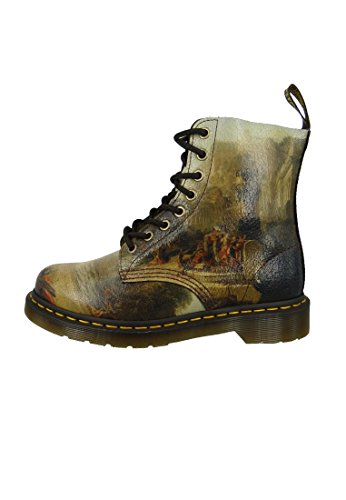 Dr. Martens Unisex-adulte Pascal 8 Eye Boot Multi