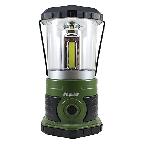 1000 Lumen COB LED Lantern FOR Camping,Workshops, Home, Cabin, or Outbuildings Good for Extreme Heat or Cold