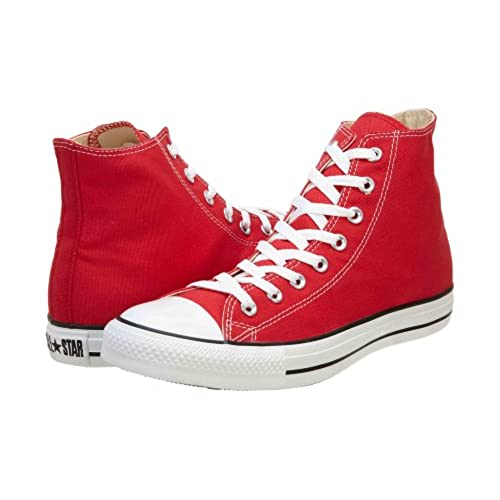red converse 5.5