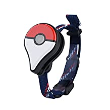 Case for Pokemon Go Plus, Carriying Case/Holder/Pouch/Cover/Skin/Keychain for Pokemon Go Plus Smart Bracelet