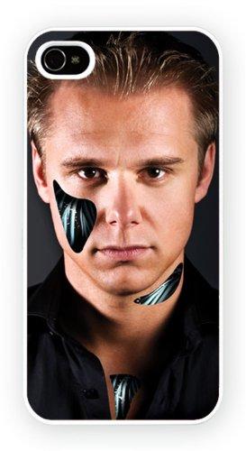 Armin Van Buuren Wires Music iPhone, iPhone 5 5S, Etui de téléphone mobile - encre brillant impression