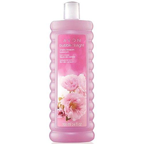 (Avon Bubble Delight Cherry Blossom Bubble Bath 24 Oz. )