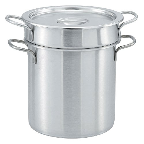 Tabletop king 77130 20 Qt. Stainless Steel Double Boiler Set by TableTop King