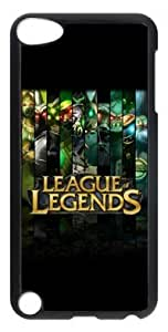 YY-one Personalized Protective Case for iPod Touch 5 - Game League of Legends