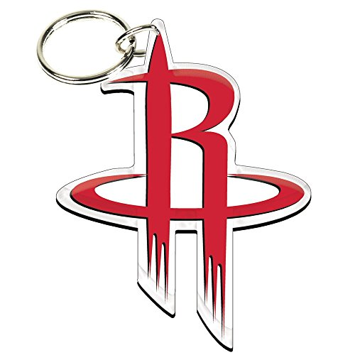 Houston Rockets Official NBA 2 inch Key Chain Keychain by Wincraft 211750