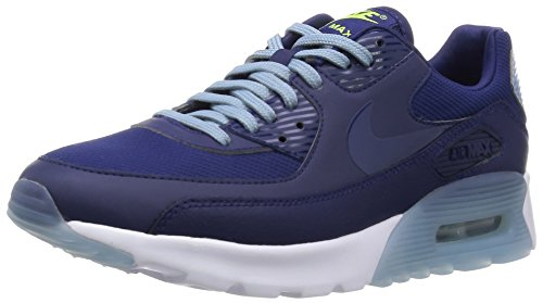 NIKE Women's Air Max 90 Ultra Essential Running Shoe (7.5 B(M) US, Lyl Blue/Lyl Blue/Blue Grey/Brght CRM) Review