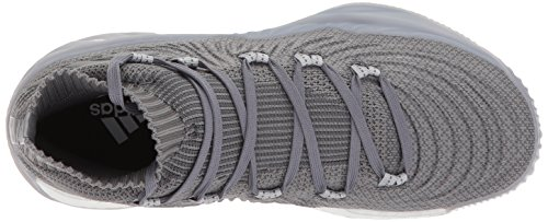 websites online adidas Originals Men's Crazy Explosive 2017 Primeknit Basketball Shoe Grey Five/Grey Four/Grey Three sale marketable lleZ0IK