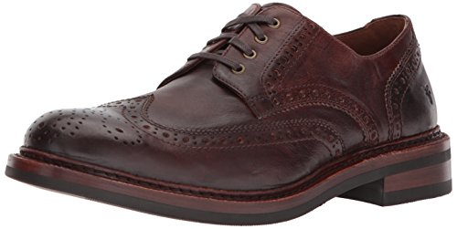 Frye Mens Graham Ala Oxford Cognac