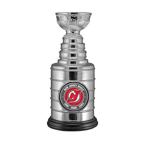 The Sports Vault NHL New Jersey Devils 8-inch