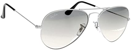 You may want to see this photo of Ray-Ban RB 3025 AVIATOR L