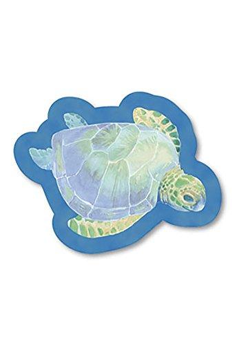 Die Cut Sticky Notes - Value Pack 6 Die-Cut Stick n Notes Turtle Honu