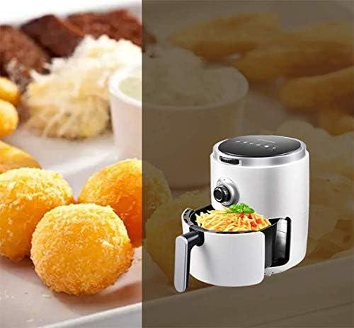 Pkfinrd Air Fryer - Grande capacité supplémentaire, 4,0 pintes, 1300 Watt électrique à air Chaud Cuisinière, Bouton de Commande numérique, Bonus livret de Recettes.