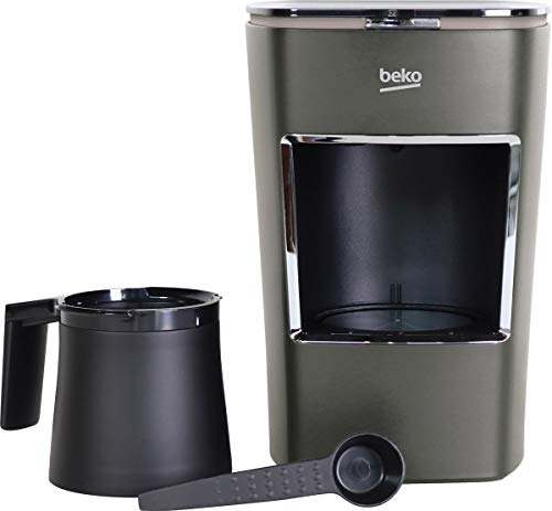 Beko Turkish Coffee Maker, Top Layer Froth with the Consistent Perfect Cup of Coffee Available Through This Ancient Brewing Method, Graphite Color (Best Coffee Brewing Method)