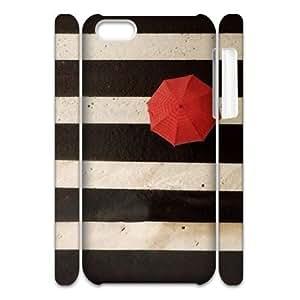 DIY Umbrella 3D Cover Case for iPhone 5c, DIY Umbrella 3D Iphone 5C Phone Case, DIY Umbrella 3D iPhone 5c Cell Phone Case WANGJING JINDA