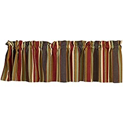 "Timber Ridge Country Lodge & Southwestern Window Valance ""72x14"""
