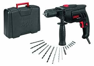 Skil F0156280CK Hammer Drill 550 W, 240 V, Negro