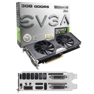 GeForce GTX780 SC 3GB GDRR5 GeForce GTX780 SC 3GB GDRR5