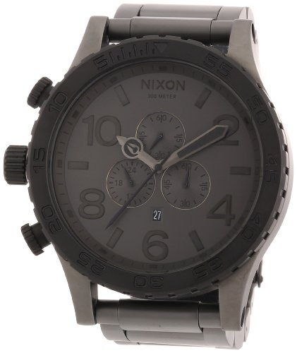 Nixon A083-2062 Mens 51-30 Chrono Matte Watch