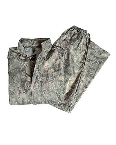 Composée D'une Pantalon Acu Pluie Et Veste D'un Digital Tenue Miltec De RIFtx4x