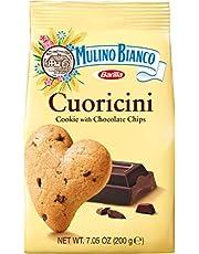 Mulino Bianco Cuorcini - Chocolate Chip Cookies, 200 g