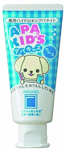 Care Kens Oral (Apagard Apa-Kids toothpaste 60g | the first nanohydroxyapatite remineralizing toothpaste for kids)