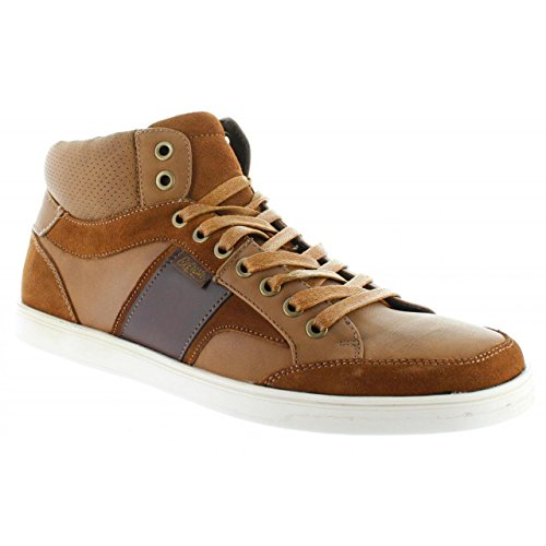 Refresh Bottines pour Homme 63121 C Camel