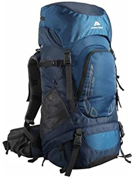 Ozark 40L Capacity Trail Hiking Backpack