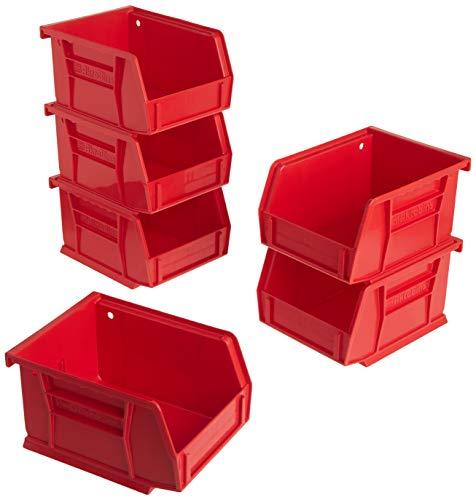 Akro-Mils 08212RED 30210 AkroBins Plastic Storage