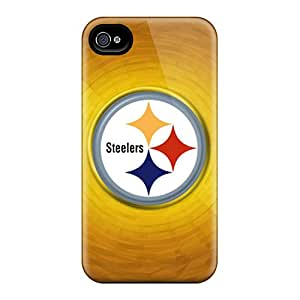 Great Hard Phone Covers For Iphone 6plus (CWT6614TQed) Unique Design Fashion Pittsburgh Steelers Pictures