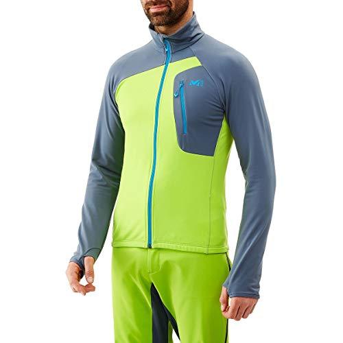 Multicolore Blue nbsp;– Spj Pierra nbsp;giacca Ment teal Millet Uomo acid Green w1Yqavq