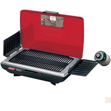 Camp Portable Propane Gas Grill 1 Burner