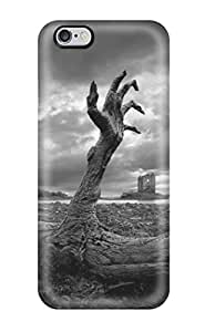 Iphone 6 Plus Reaching For The Sky Print High Quality Tpu Gel Frame Case Cover