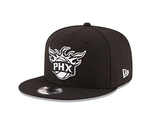 New Era NBA Phoenix Suns Men's 9Fifty Snapback Cap, One Size, Black